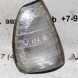 Указатель поворота правый белый